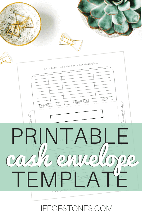 picture regarding Dave Ramsey Envelope System Printable known as Printable Revenue Envelopes