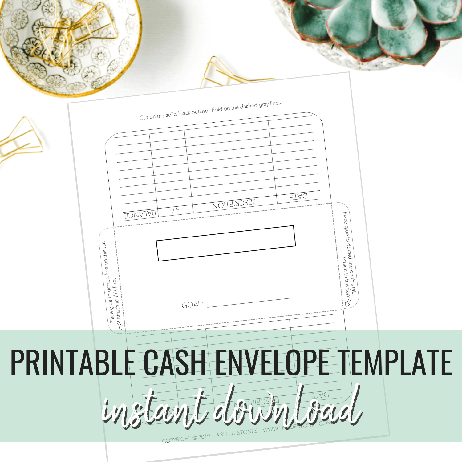 picture regarding Printable Cash Envelopes titled Printable Hard cash Envelopes