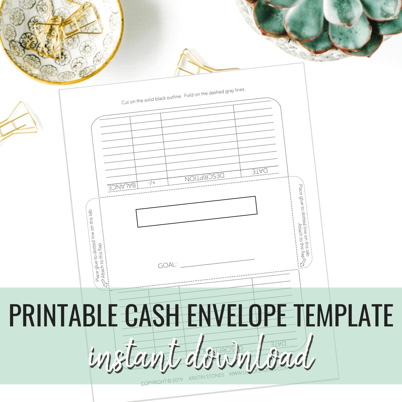 image relating to Envelope Printable named Printable Income Envelopes