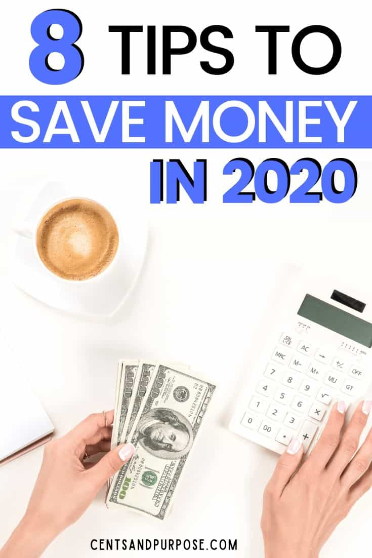 save more money in 2020
