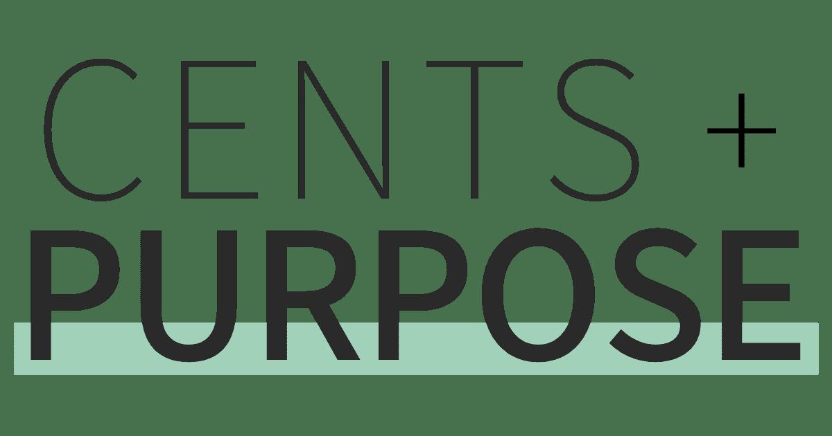 Cents + Purpose
